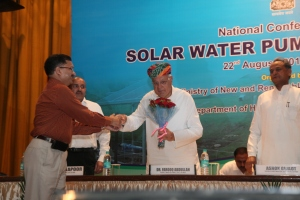 National Conference on Solar Water Pump